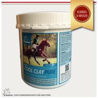 Tonerde Pferd, Paste mit Kräutern, dopingfrei, Pflege für Bänder, Sehnen und Gelenke 1,5 Kg