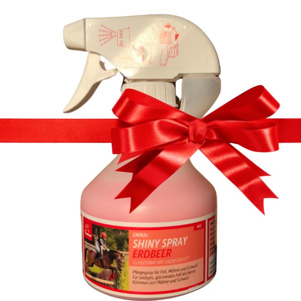 Mähnenspray ⭐ Pferdepflege für Fell- Schweif-, und Mähne Premium