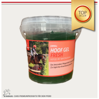 Huf Glitzer-Hufpflege Gel mit Duft & Glitzer für die Pflege der Hufe-Premium 500 ml