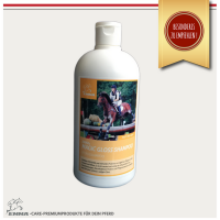 Pferdeshampoo, Pferdepflege mit Teebaum-Öl für Fell & Mähne Premium 500 ML