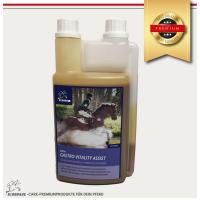 Gastro Pferde Liquid für Darmflora & Verdauung, Ergänzungsfutter für Pferde 1 Liter