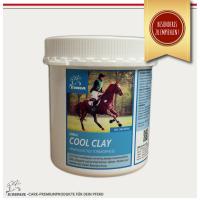 Tonerde Pferd, Paste mit Kräutern, Pflege für Bänder, Sehnen und Gelenke 1,5 Kg
