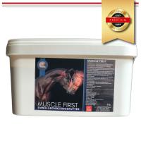 Muscle First, High Energy Pferdefutter mit Vitamin E, Aminosäuren und Fett
