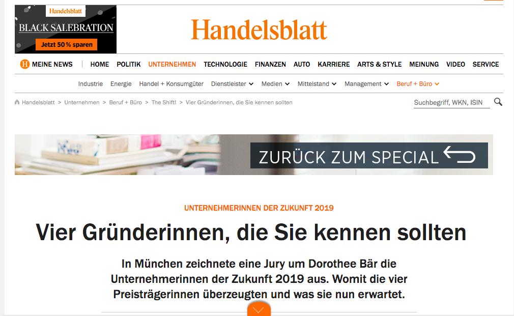Handelsblatt emma eventing