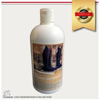Lederpflegeöl Pferd-Lederpflege mit Bienenwachs für Sattel, Zaumzeug & Stiefel 500 ML