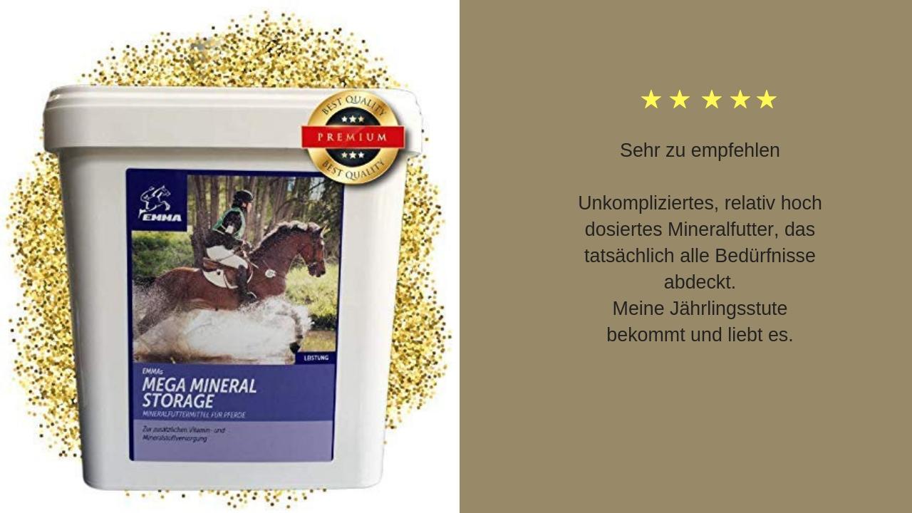 mineralfutter biotin plus zink emma care
